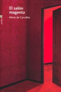El salón magenta de Mário de Carvalho